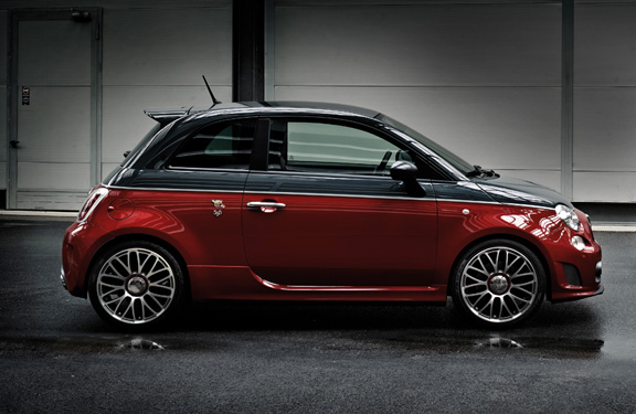 abarth cars uk fiat abarth 595 turismo info spec. Black Bedroom Furniture Sets. Home Design Ideas